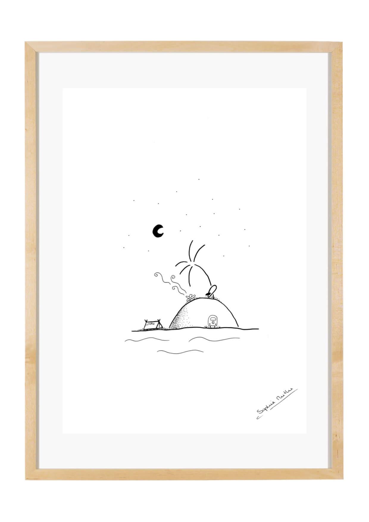 Surfer's Island